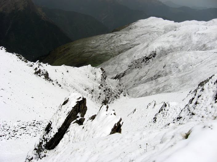 Snow covered Pathar Nachuni