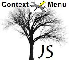 jsTree Custom Context menu