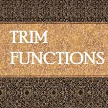Delphi-trim-functions